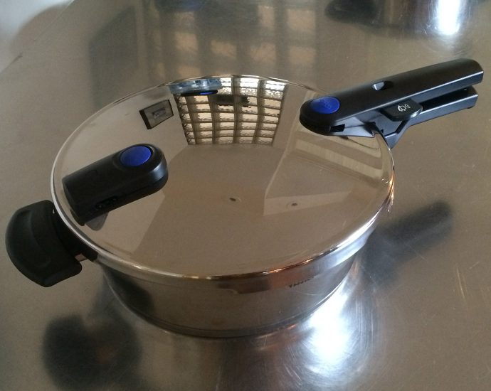 Meat Stock Pressure Cooker