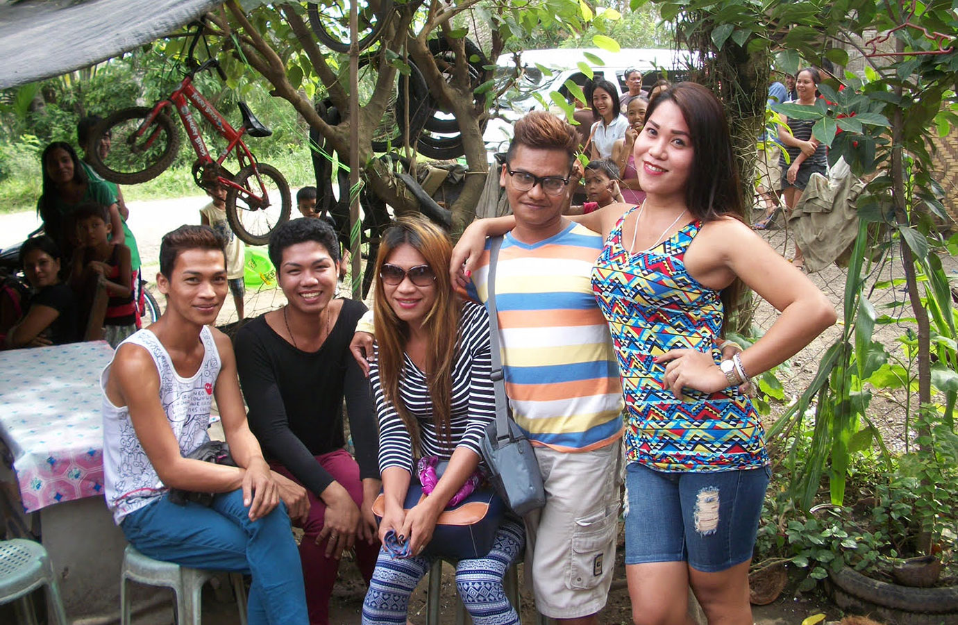Love  and Lechon New Family