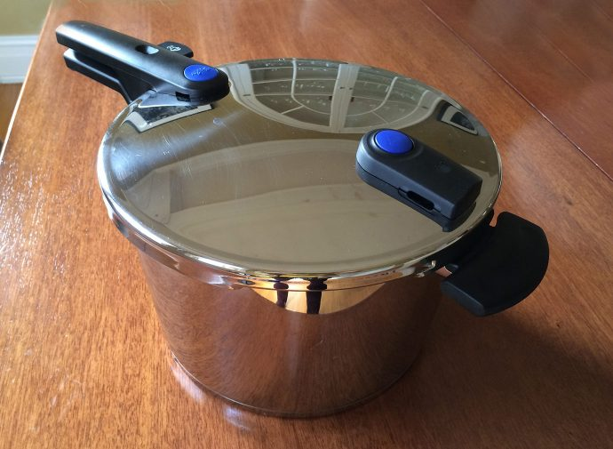 Cooking Rice In Pressure Cooker