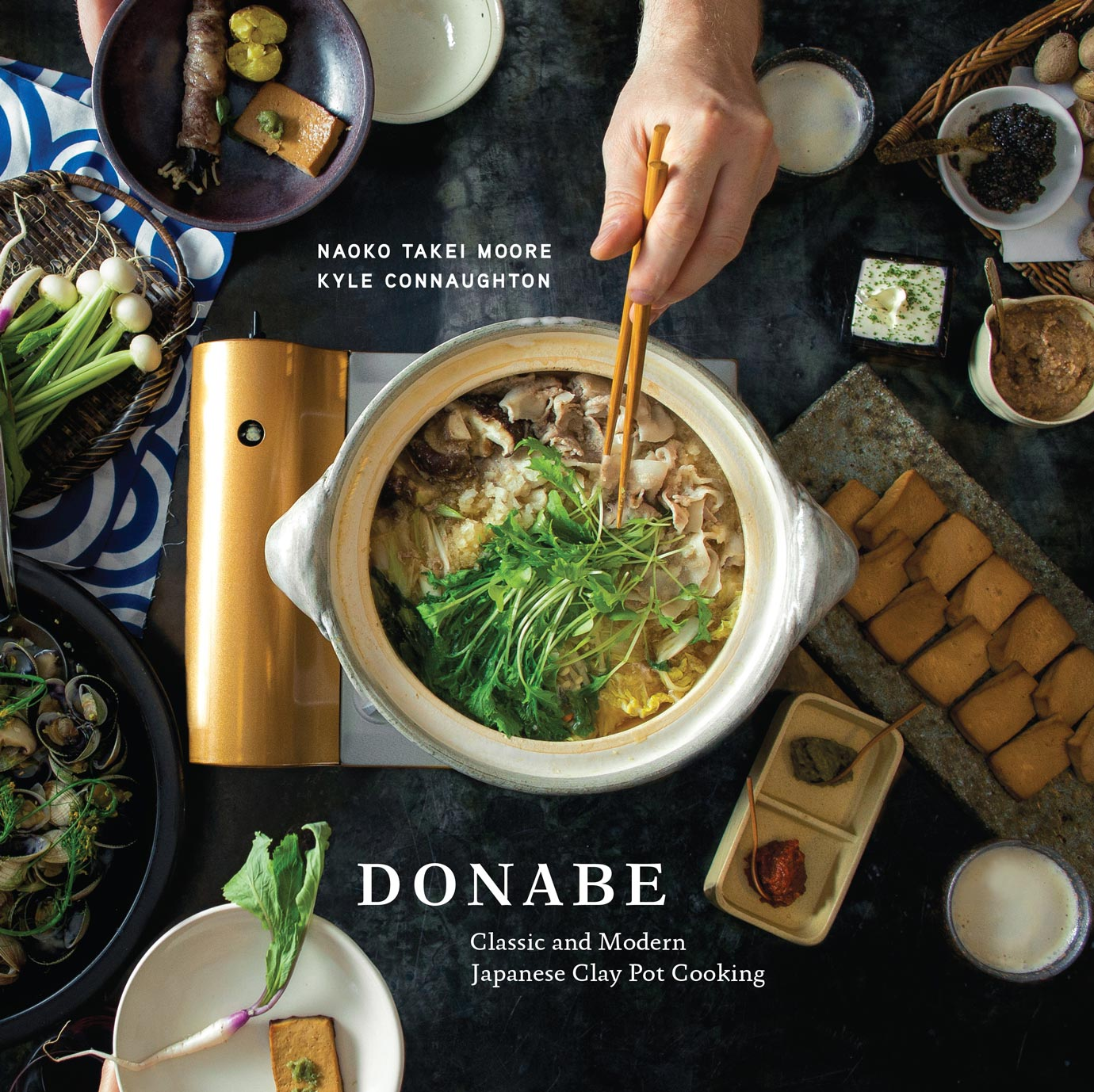 Donabe Cookbook Cover