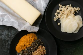 Niter Kibbeh Ingredients